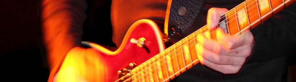 Guitariste électrique